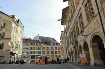 place de la palud 2 Lausanne