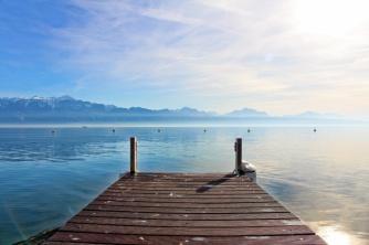 ponton Lausanne