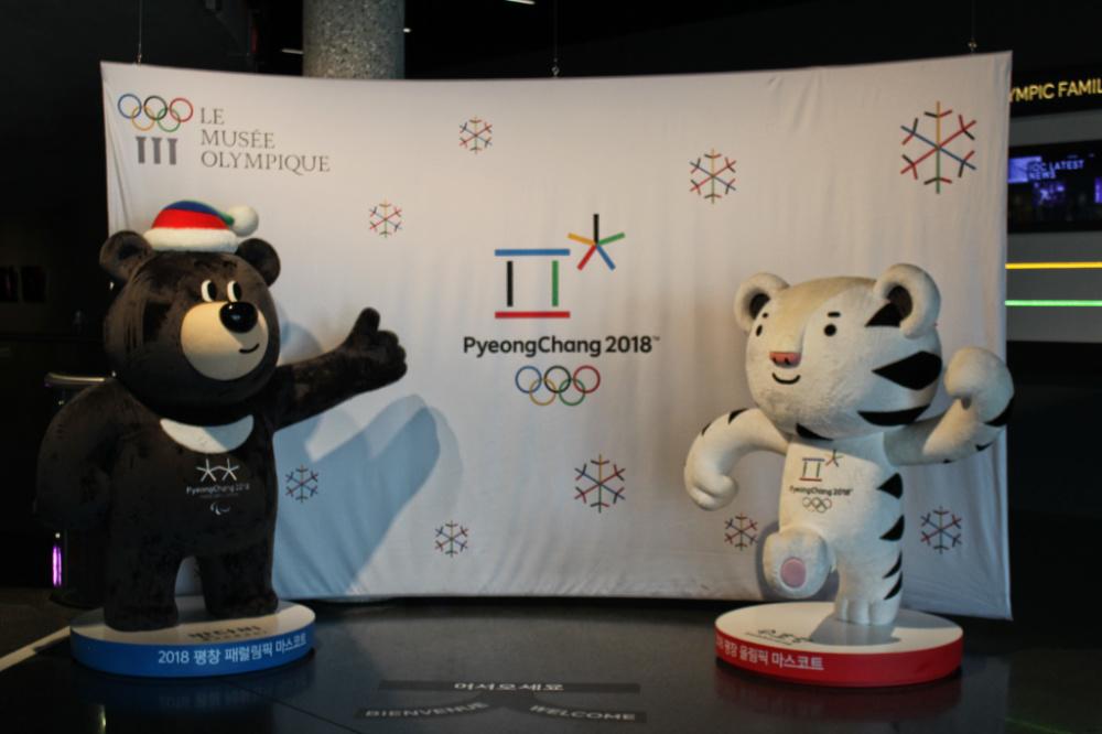 PyeongChang 2018 lausanne
