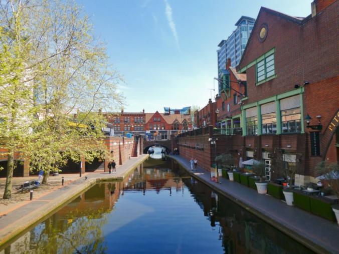 Birmingham canaux