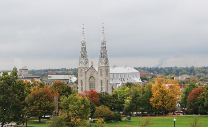 cathédrale Notre Dame Ottawa