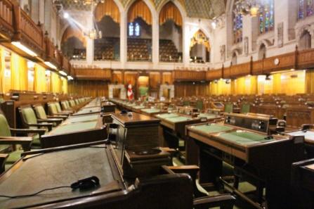 chambre des communes parlement Ottawa