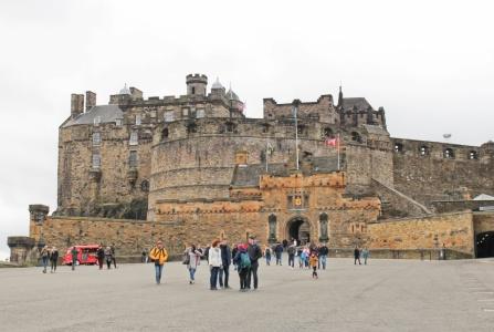 château d'Edimbourg