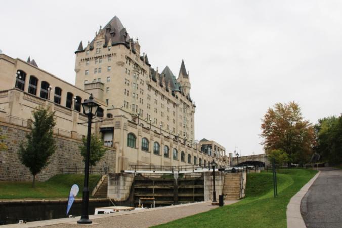 château Laurier Ottawa