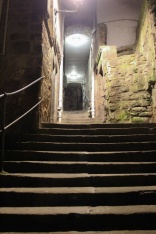 ghosts tour Edimbourg
