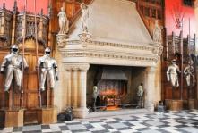 great hall château d'Edimbourg