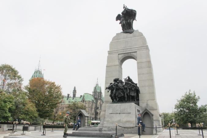 monument commémoratif de la guerre Ottawa