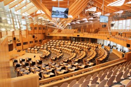 parlement Edimbourg