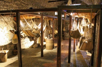 prison château d'Edimbourg