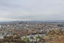 vue sur Edimbourg 2