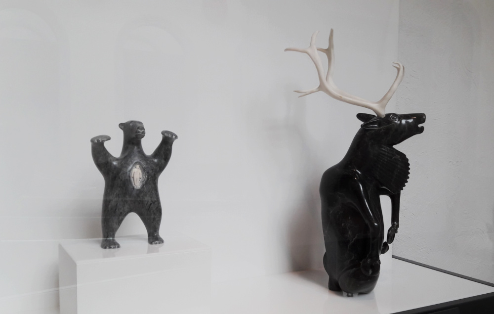 art indigène AGO Toronto Piqtoukun
