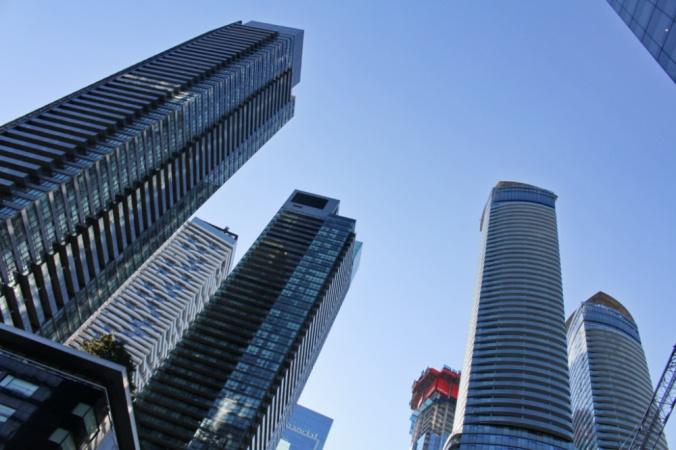 gratte-ciel Toronto