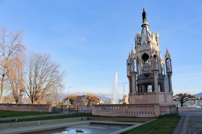 monument Brunswick Genève