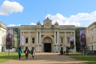 national maritime museum greenwich Londres