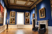 queen's house inside Londres