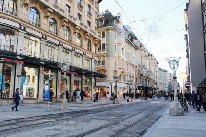 rue de la Croix dor Genève