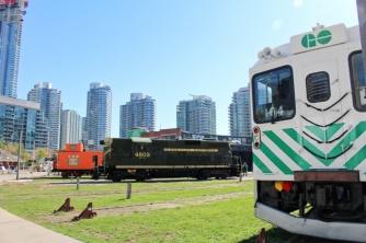 musée ferroviaire Toronto