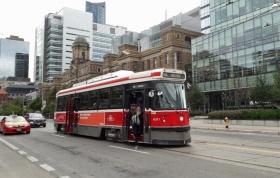 tramway Toronto