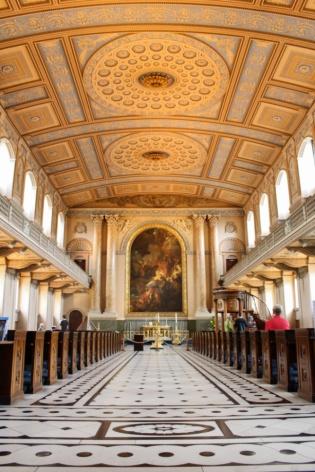 chapelle Greenwich Londres