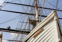 Cutty Sark 2 Greenwich Londres