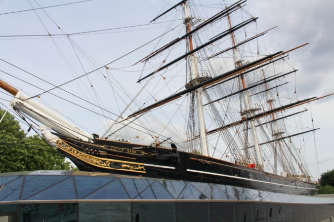Cutty Sark 3 Greenwich Londres