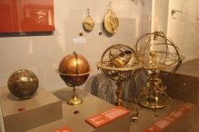 globes célestes royal observatory Greenwich Londres