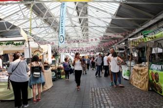 Greenwich market Londres
