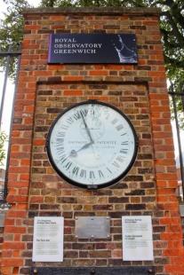 horloge 24h Greenwich Londres