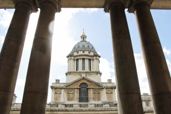 old royal naval college 2 Greenwich Londres