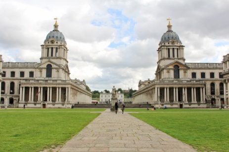 old royal naval college Greenwich Londres