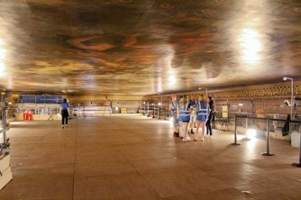painted hall restauration 2 Greenwich Londres