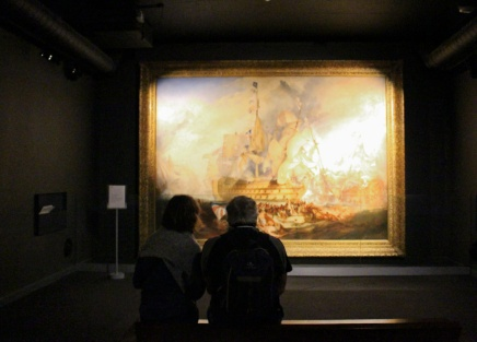 Turner national maritime Greenwich Londres