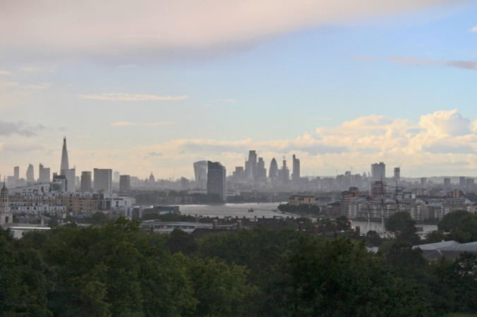 vue 2 Greenwich Londres