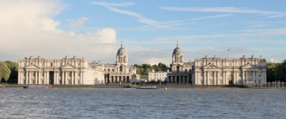 vue isle of dogs Greenwich