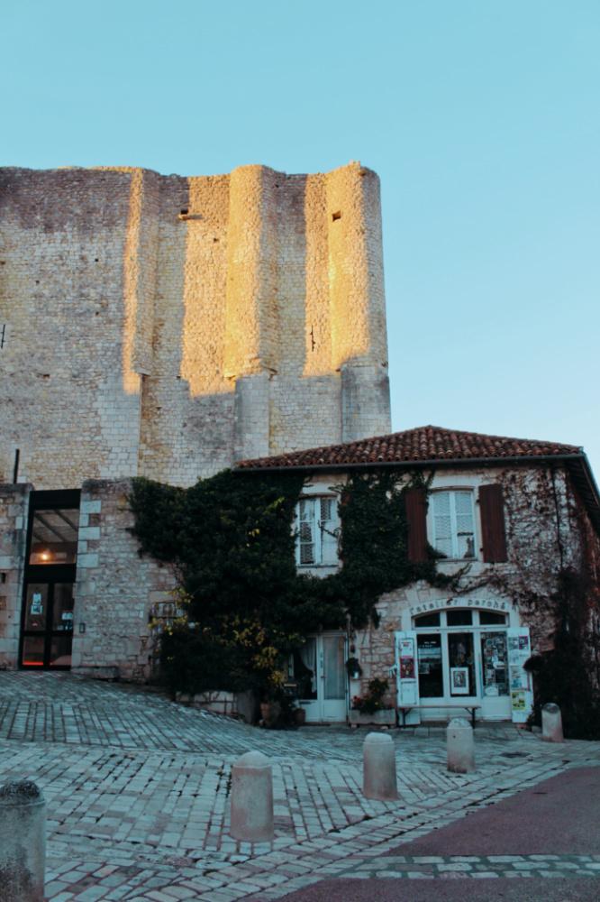 donjon Chauvigny