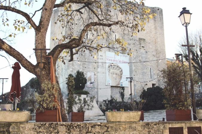 Donjon de Gouzon Chauvigny