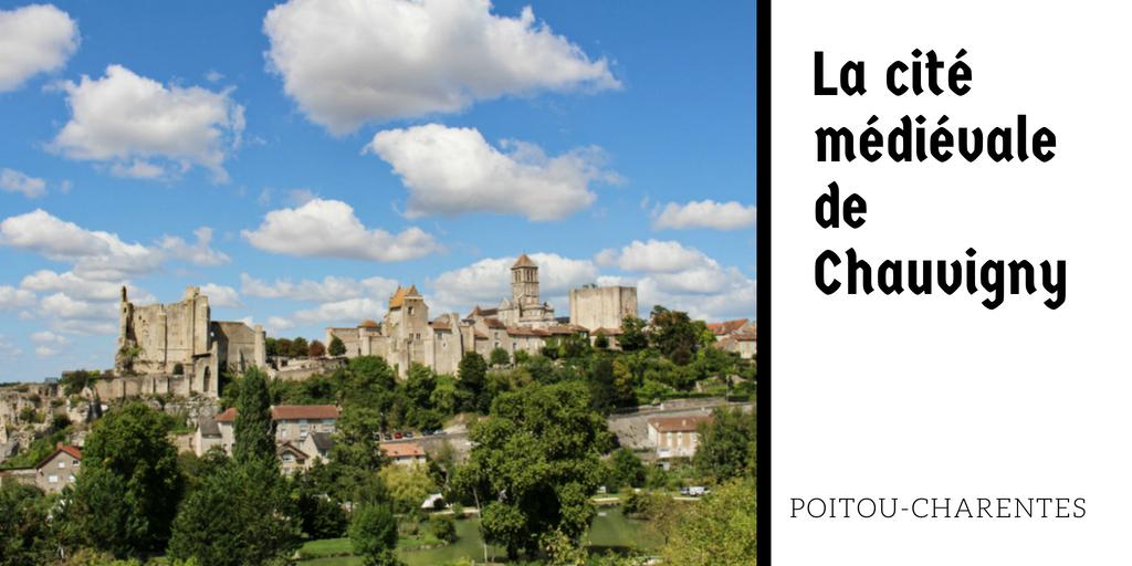 La cité médiévale de Chauvigny