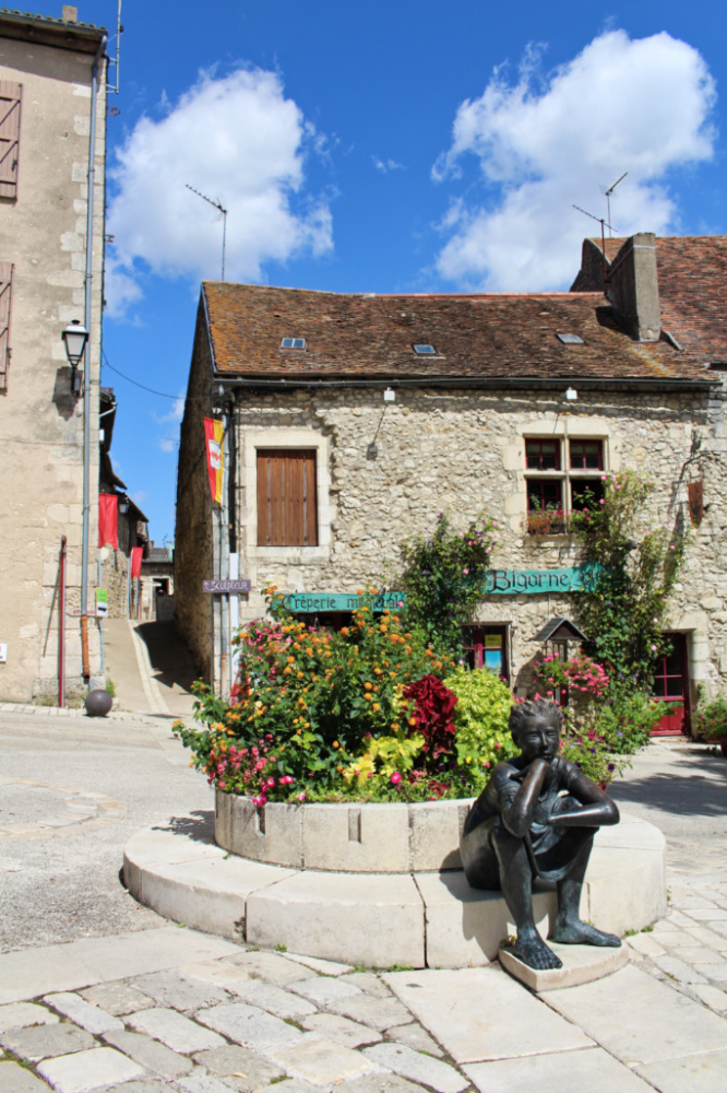 place Chauvigny