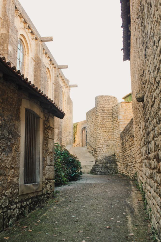 ruelle Chauvigny