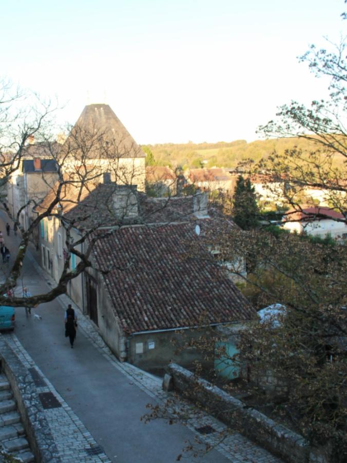 tour de Flin Chauvigny