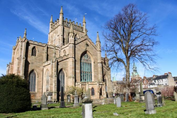 dumferline abbey Ecosse