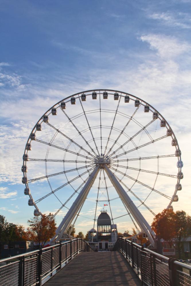 grande roue Montréal