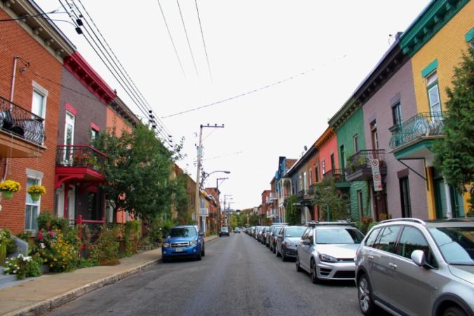 rue Henri Julien 2 Montréal