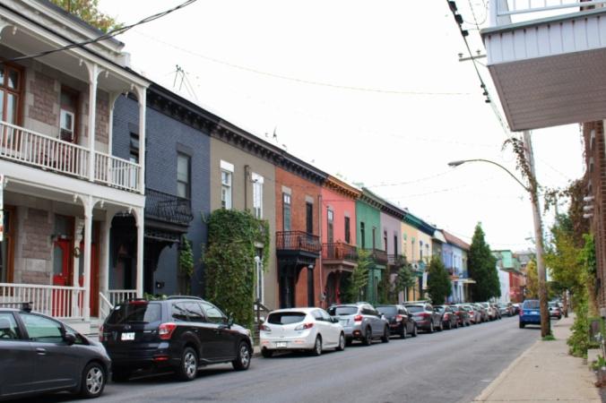 rue Henri Julien Montréal