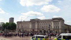 relève de la garde Londres