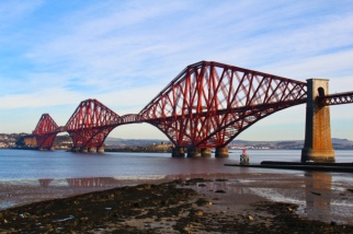 Forth bridge Ecosse