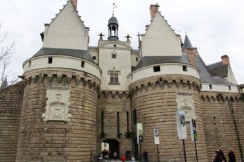 Nantes château