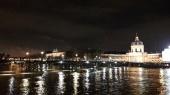 Seine nuit Paris