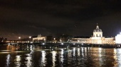 Seine nuit Paris