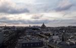 vue du Printemps Paris